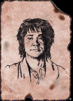 Bilbo's Portrait