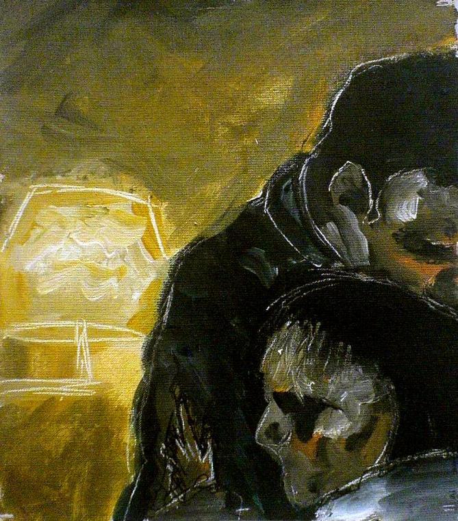 Close (2007) by FuglenThomas