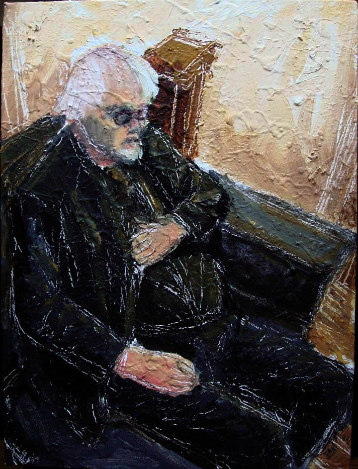 My father (2008) by FuglenThomas