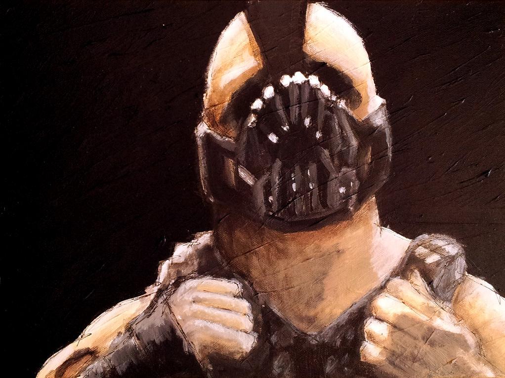 Bane (2014) by FuglenThomas