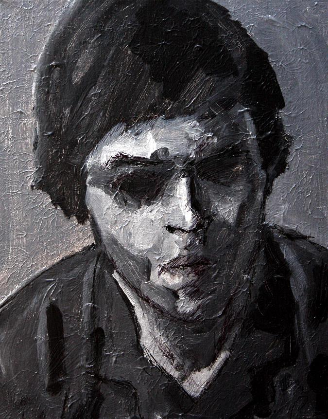 Self portrait (2011) by FuglenThomas