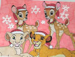 buin natale from the puppies Disney