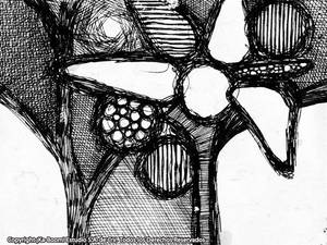 Abstract Sketch 7