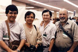 With Stan Sakai by Profesor-Dathu