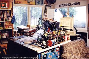 My Studio 5 by Profesor-Dathu