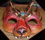 Horned Fox Mask