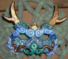 Chi Lin Mask by Namingway