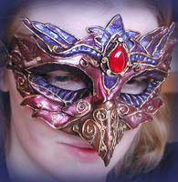 Robin Mask by Namingway