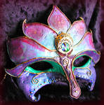 Lotus Mask