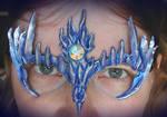 Ice Hawk Mask