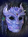 Winter Demon Mask