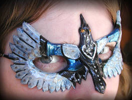 Magpie Mask by Namingway
