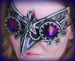 Steampunk Crow Goggles