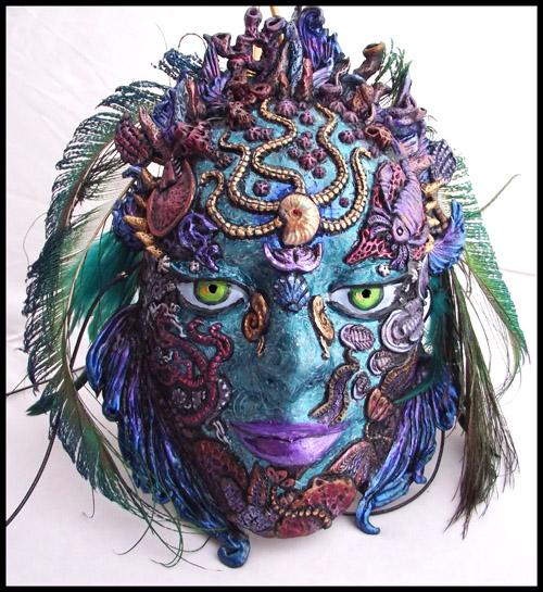 Cambriana - Mask by Namingway