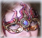 Flame Mask