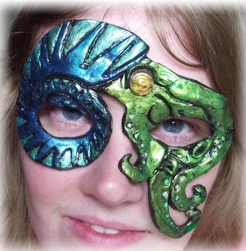 Nautilus Mask by Namingway