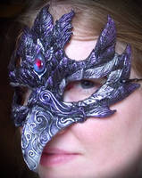 Black Eagle Mask by Namingway