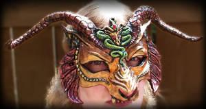 Chimera Mask by Namingway