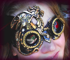 Clockwork Dragon Goggles