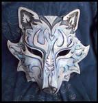 Ice Wolf Mask