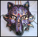 Mother's Day Wolf Mask