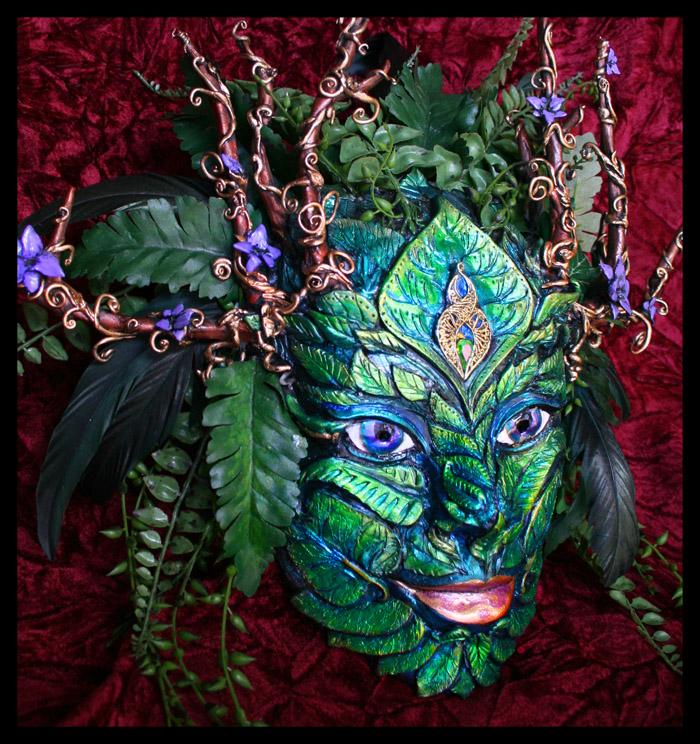 Spring Mask by Namingway