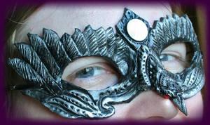 Steel Crow Mask by Namingway