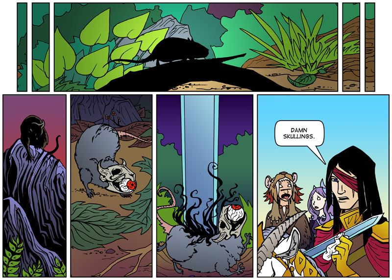 Verge- Page 1 by Namingway
