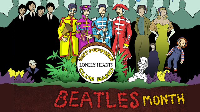 Music Movies- Sgt Pepper's Lonely Hearts Club Band by Namingway