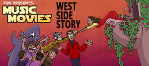 Music Movies- West Side Story