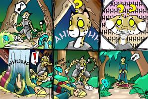 Morrowind- Comic by Namingway