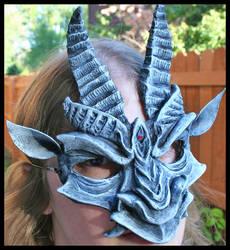 Gargoyle Mask by Namingway