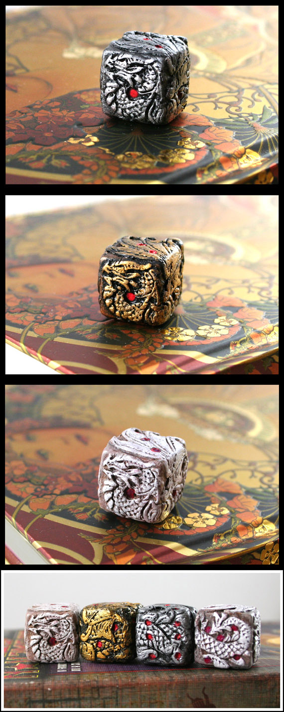 Dragon Dice by Namingway
