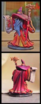 Galladon the Wizard