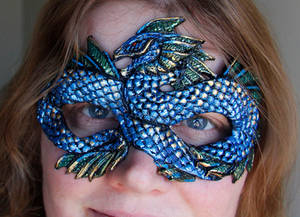 Sea Dragon Mask