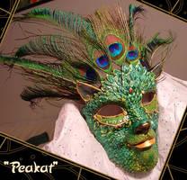 Peakat Mask by Namingway