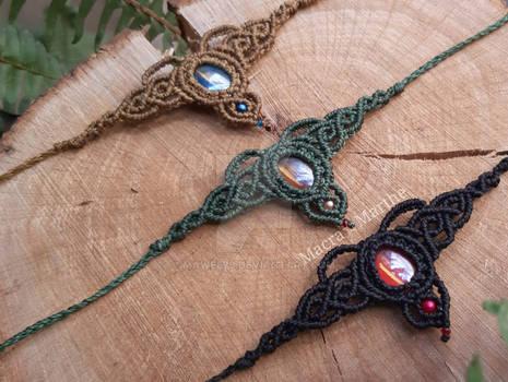 Macrame Boho Necklaces