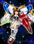 Wing Gundam Girl
