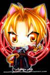 FMA Kitty: Edward Elric