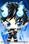 Blue Exorcist: Rin