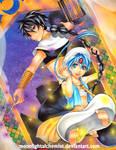 Into the Labyrinth of Magic++Judar and Aladdin