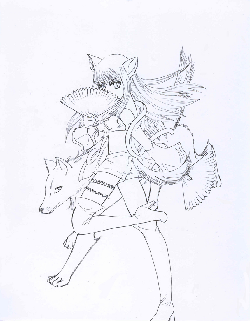 Mexican Grey Wolf Coloring Page Coloring Pages Grey Wolf Coloring Pages
