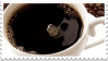 Black Coffee Stamp by Psorasis