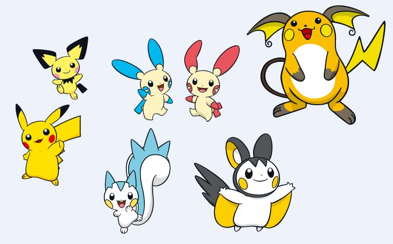 I hope X & Y keeps 'em coming : pokemon