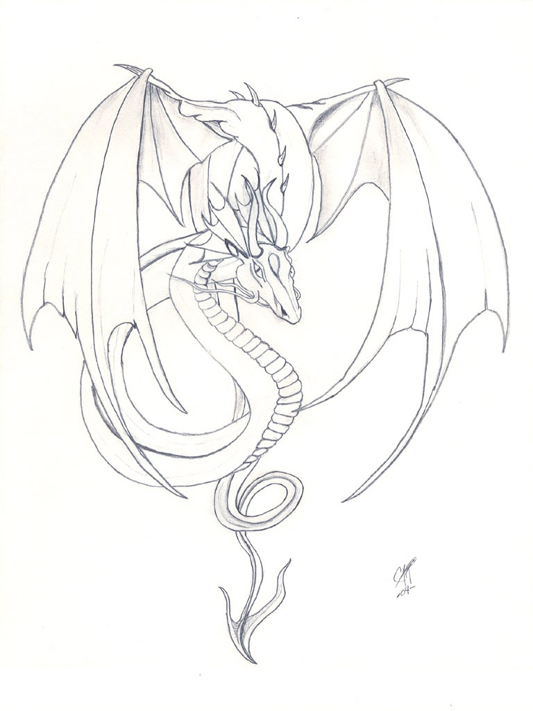 Water Dragon by lWarMachinel on DeviantArt