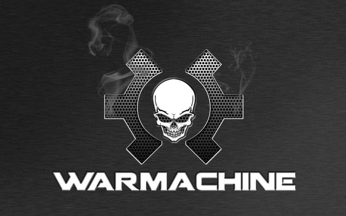 WARMACHINE by lWarMachinel