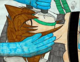 Kurisu During Surgery by Ceraisian-Alchemist
