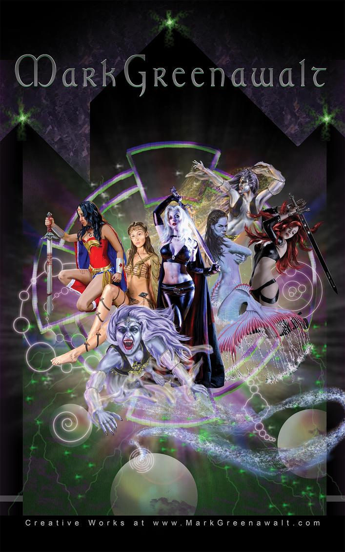 Mark Greenawalt Fantasy Illustration and Artwork by futureclassx