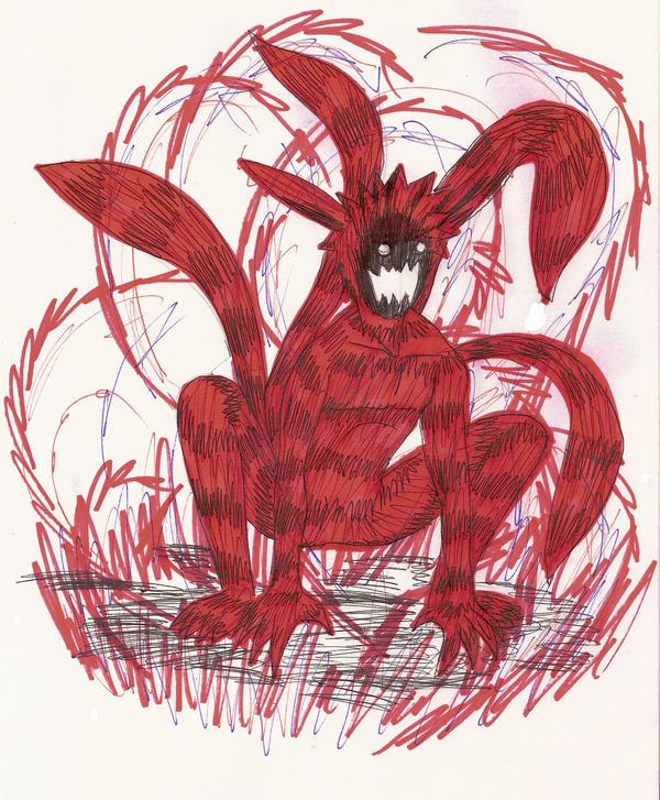 4 tailed beast by DragonballXE on DeviantArt