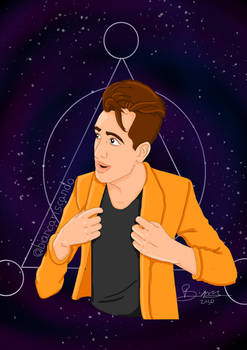 Brendon Urie from Panic! at the Disco